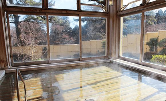 檜風呂(女湯のみ)